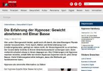 Schlank mit Hypnose bei Dr. phil. Elmar Basse